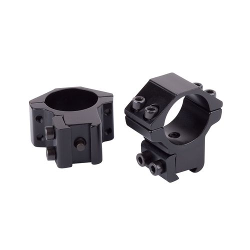 "Display product reviews for Crosman 1"" Medium Profile Dovetail Rings 2-Pack"