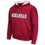 Colosseum Athletics Men's University of Arkansas Surge Pullover Hoodie