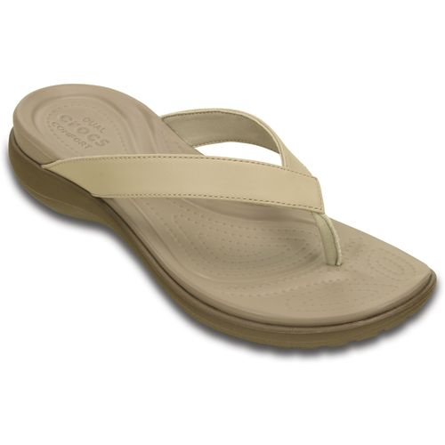 Crocs Women's Capri V Flips - view number 2