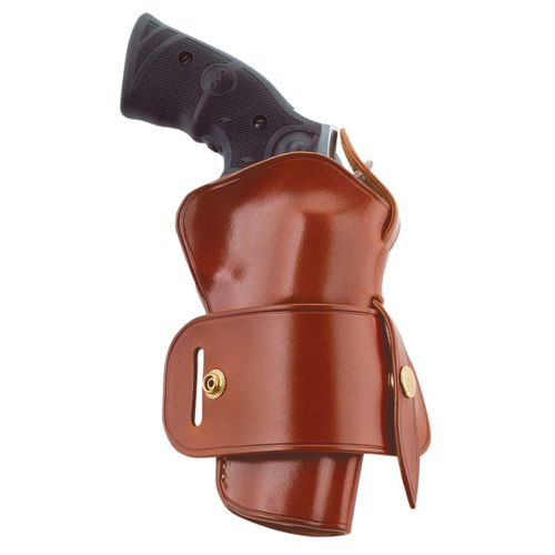 Galco Wheelgunner Smith & Wesson/Colt Belt Holster