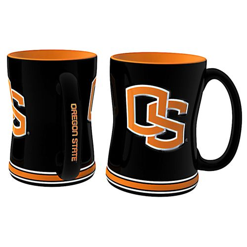 Boelter Brands Oregon State University 14 oz. Relief Mugs 2-Pack - view number 1