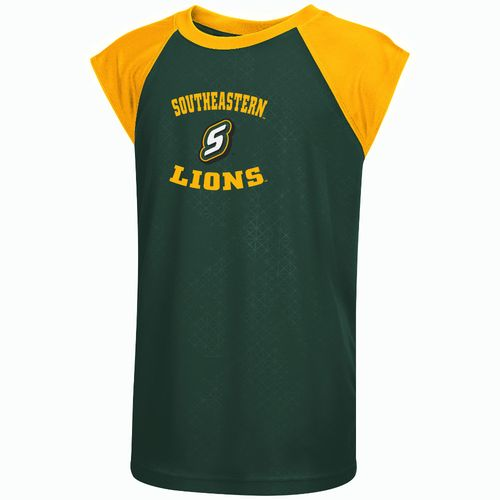 Colosseum Athletics Boys' Southeastern Louisiana University Gridlock Tank Top