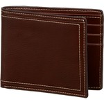Magellan Outdoors™ Men's Contrast Stitch Passcase Wallet