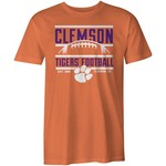Image One Boys' Clemson University Touchdown Long Sleeve T-shirt
