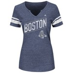 Majestic Women's Boston Red Sox Success Is Earned T-shirt