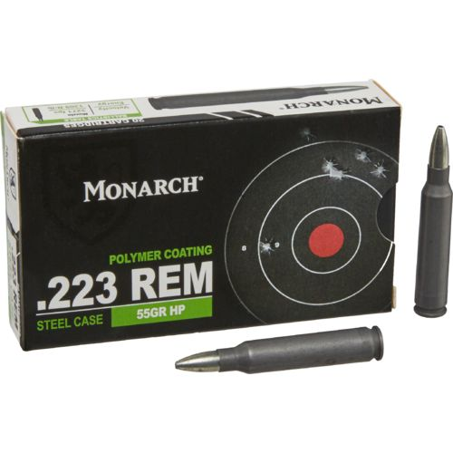 Monarch® .223 Remington 55-Grain ZN Rifle Ammunition