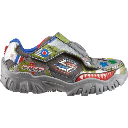 skechers shoes for boys. skechers boys\u0027 damager ii game kicks fight shoes skechers for boys e