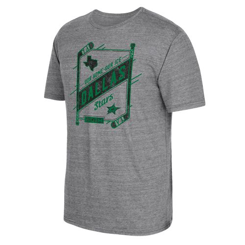 CCM Men's Dallas Stars Our Home Our Ice T-shirt