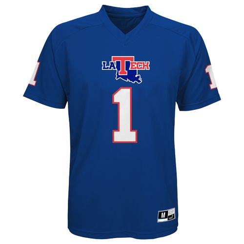 Gen2 Boys' Louisiana Tech University Player #12 Performance T-shirt