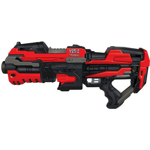 World Tech Toys Warrior Renegade Motorized Rapid-Fire Dart Blaster