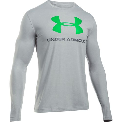 Display product reviews for Under Armour Men's Sportstyle Big Logo T-shirt
