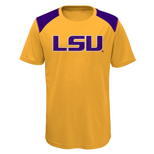 Gen2 Boys' Louisiana State University Ellipse Performance Top