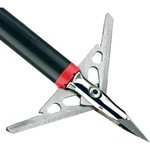 RAGE Hypodermic Crossbow Broadheads 3-Pack - view number 1