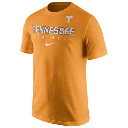 Nike™ Men's University of Tennessee Practice Short Sleeve
