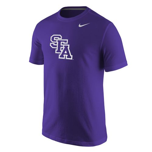Nike Men's Stephen F. Austin State University Wordmark T-shirt - view number 1