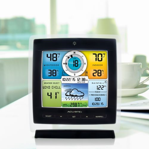 AcuRite Pro 5-in-1 Color Weather Station - view number 5