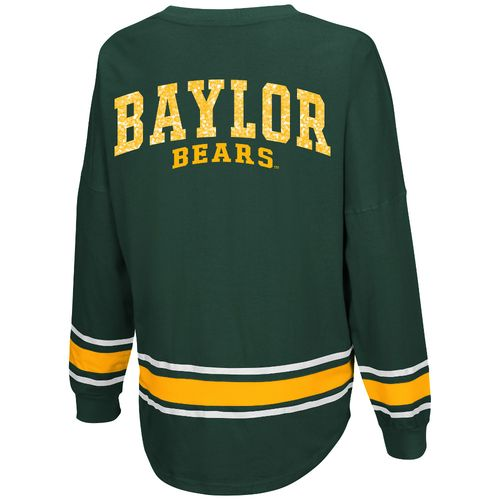 Colosseum Athletics™ Women's Baylor University My Boyfriend Varsity Pullover