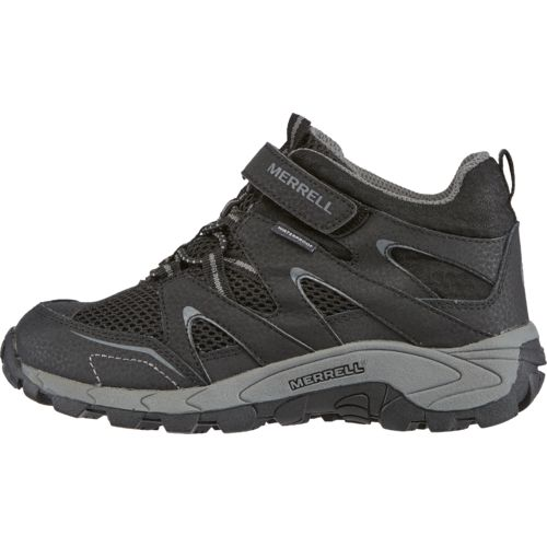 Merrell® Kids' Hilltop Quick-Close Mid Hiking Shoes