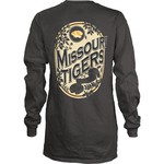Three Squared Girls' University of Missouri Maya Long Sleeve Shirt