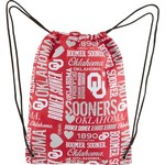 Forever Collectibles™ Women's University of Oklahoma Drawstring Backpack