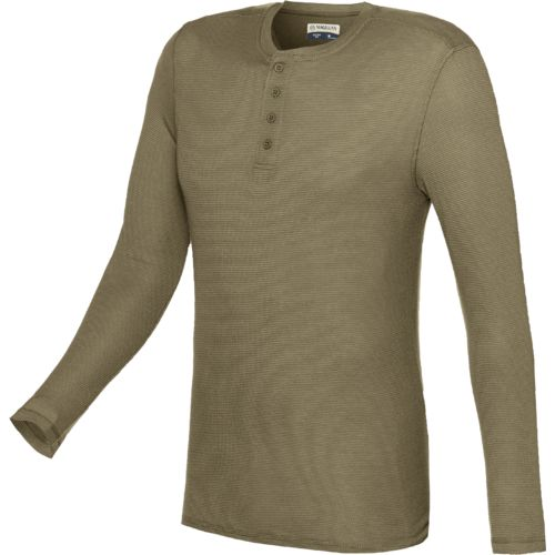 Magellan Outdoors™ Men's Base Camp Long Sleeve Thermal Henley