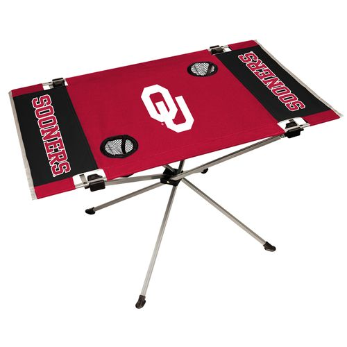 Jarden Sports Licensing University of Oklahoma Endzone Table
