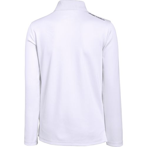 Under Armour Boys' Match Long Sleeve Polo Shirt - view number 2