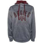 Champion™ Men's Texas A&M University Long Sleeve Pullover Synthetic Hoodie