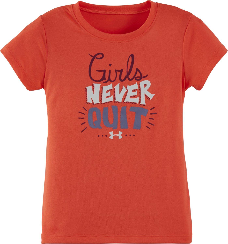 Under Armour™ Toddler Girls' Girls Never Quit Short