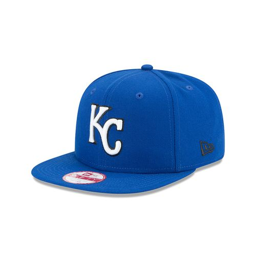 New Era Men's Kansas City Royals 9FIFTY® State Clip Snap Cap