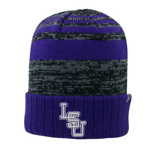 Top of the World Men's Louisiana State University Echo Beanie