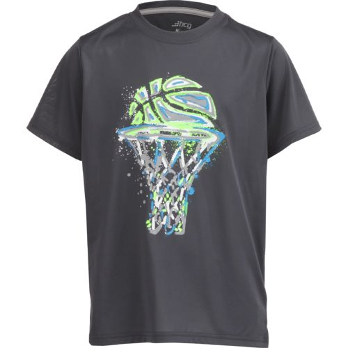 BCG Boys' Basketball Short Sleeve Graphic T-shirt