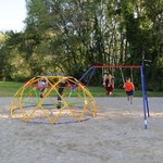 Skywalker Sports Geo Dome and Swing Set Combo - view number 9