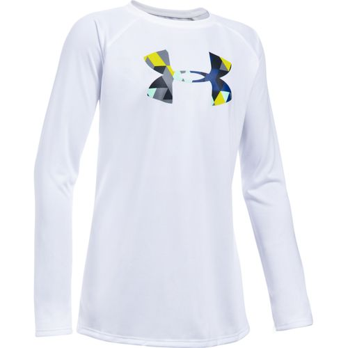 Display product reviews for Under Armour Girls' Big Logo Long Sleeve T-shirt