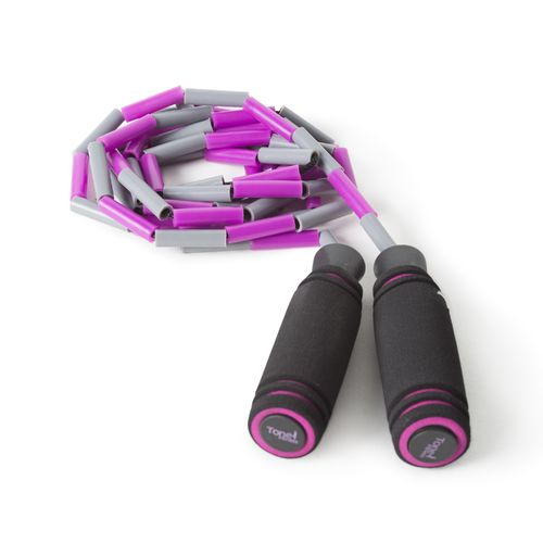 Tone Fitness Beaded Jump Rope - view number 1