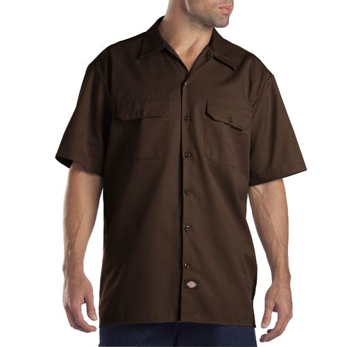 Dickies Men's Short Sleeve Work Shirt