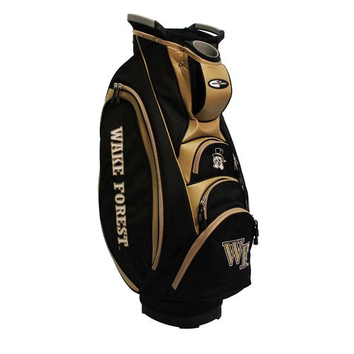 Team Golf Wake Forest University Victory Golf Cart Bag - view number 1