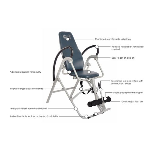 Stamina InLine Inversion Chair - view number 8