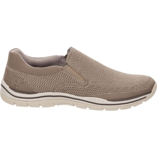 Men's Casual Slip-On Knitted Walking Shoes Light-Weight Loafers Driving Shoes