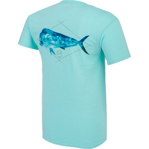 Magellan Outdoors™ Men's Tie Dye Dolphin Short T-shirt