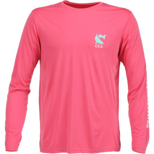 CCA Men's Coastal Crew Long Sleeve T-shirt