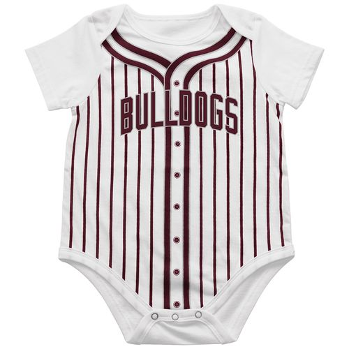 Colosseum Athletics™ Infant Boys' Mississippi State University Fastball Onesie
