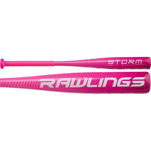 Display product reviews for Rawlings Girls' Storm Alloy T-ball Bat -12