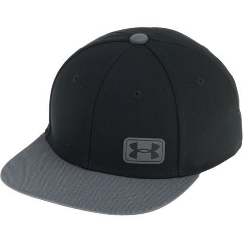 Under Armour Boys' Core Snapback Cap