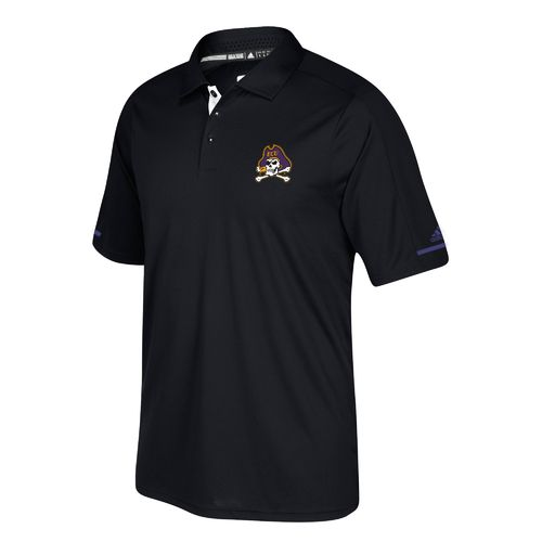 adidas Men's East Carolina University climachill Polo Shirt