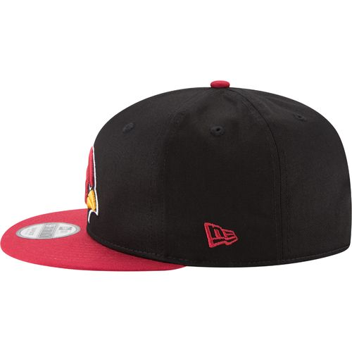 New Era Men's Arizona Cardinals 9FIFTY Baycik Snapback Cap - view number 4