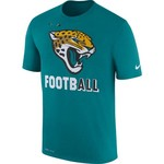 Nike™ Men's Jacksonville Jaguars Dry Legend Onfield Football '17 T-shirt - view number 1