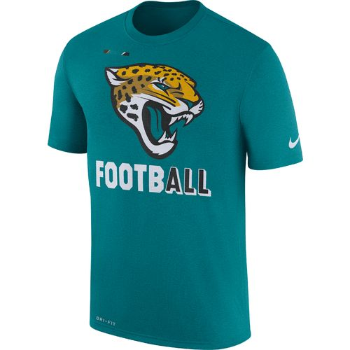 Nike™ Men's Jacksonville Jaguars Dry Legend Onfield Football '17 T-shirt