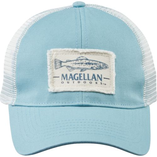 Magellan Outdoors Men's Trout Trucker Cap