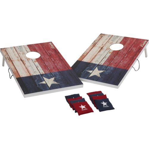 AGame Texas Flag Beanbag Toss Game